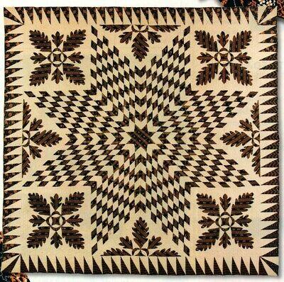 Bath Of Apolausis Quilt Pattern Pieced//Paper Pieced//Applique RH