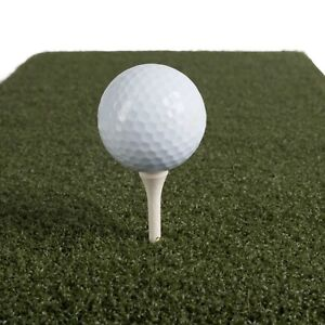 Details About 3x5 Real Feel Country Club Elite Golf Mat Practice Matt Hit All Of Your Clubs