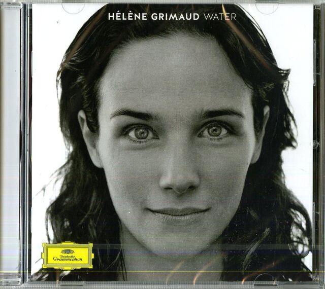 GRIMAUD HELENE WATER CD NUOVO SIGILLATO !!
