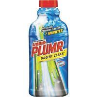 6 Pk Liquid-plumr 17 Oz Pro-strength Urgent Clear Liquid Drain Cleaner 30548