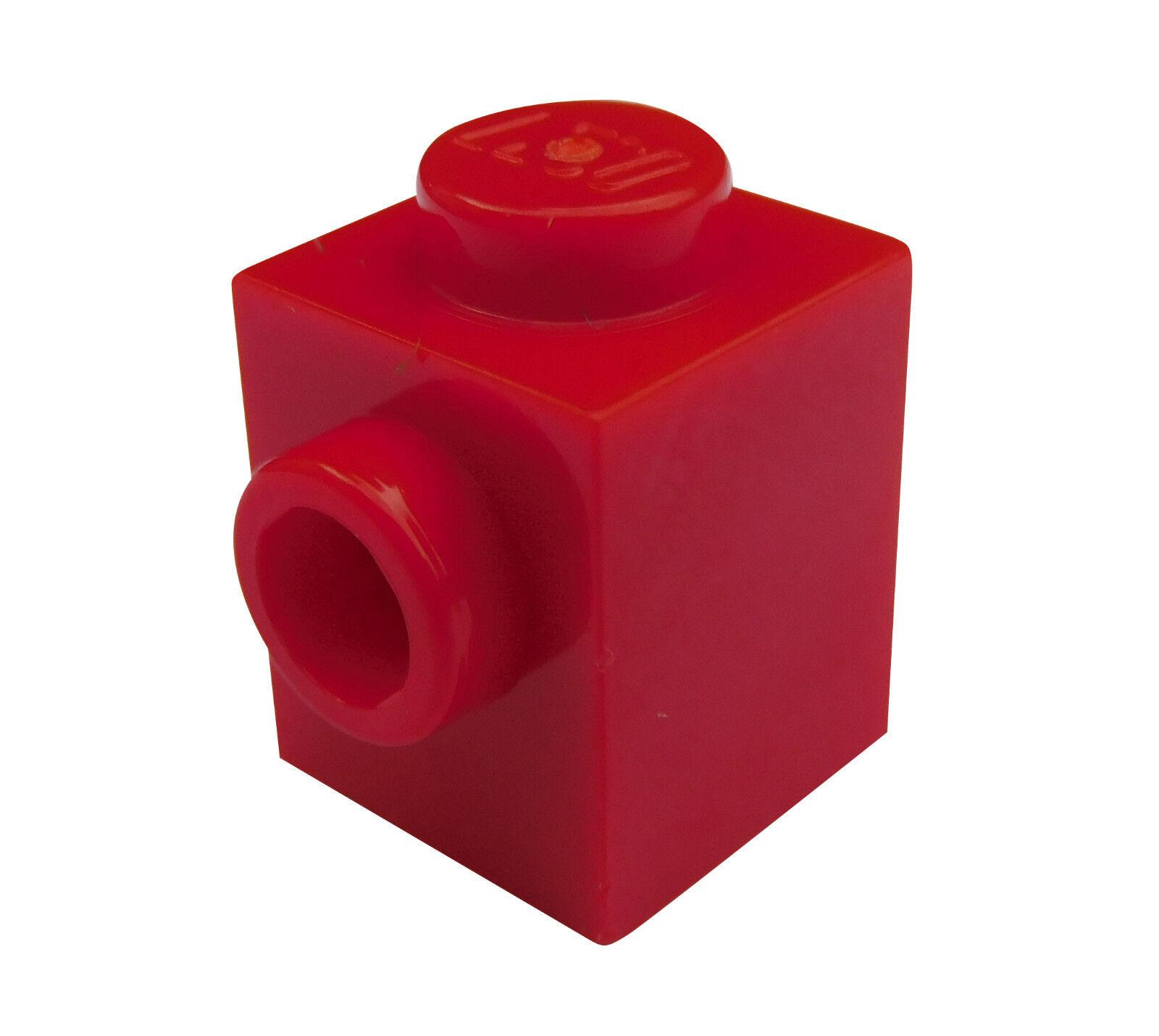 Lego 50 Stück rote Steine 1x6 Stein in rot 3009 City Basics Bausteine Neu