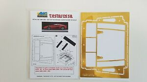 Ferrari Testarossa Pocher AMG Detail Set 2005 - 006 in 1/8 scale