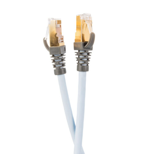 ETHERNET cable 8-meter Made In Sweden THE BEST FOR NETWORK AUDIO ! Supra CAT 8