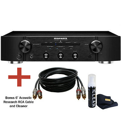 Marantz PM5005 Stereo Integrated Amplifier - Authorized Dealer - plus Bundle