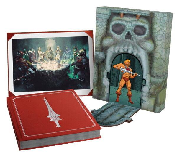 Amos del Universo  Arte De He-man & Amos del universo Edición Limitada Libro de tapa dura