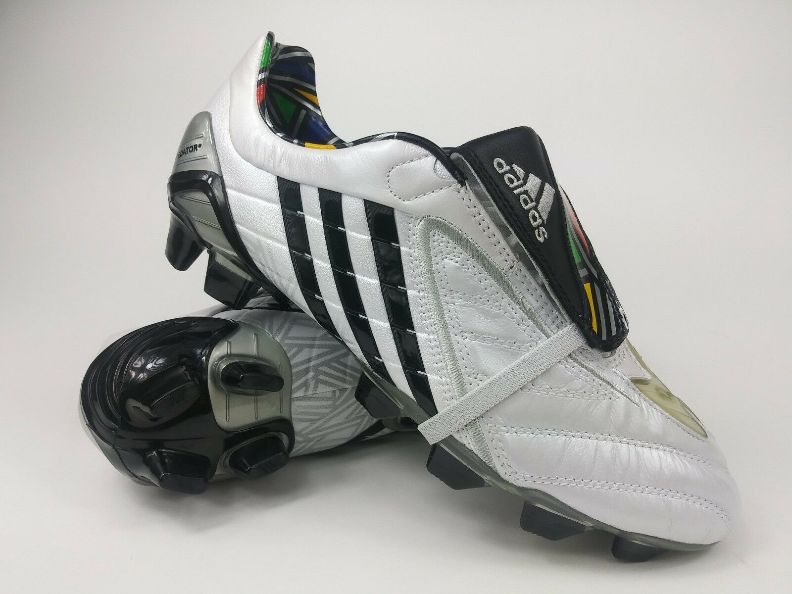 Adidas Projoator Powerswerve TRX Fg Confed Taza 2009 G02400 Rare Limited Edition