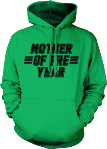 Mother of the Year Award Best Mom Mommy Momma Hoodie Pullover