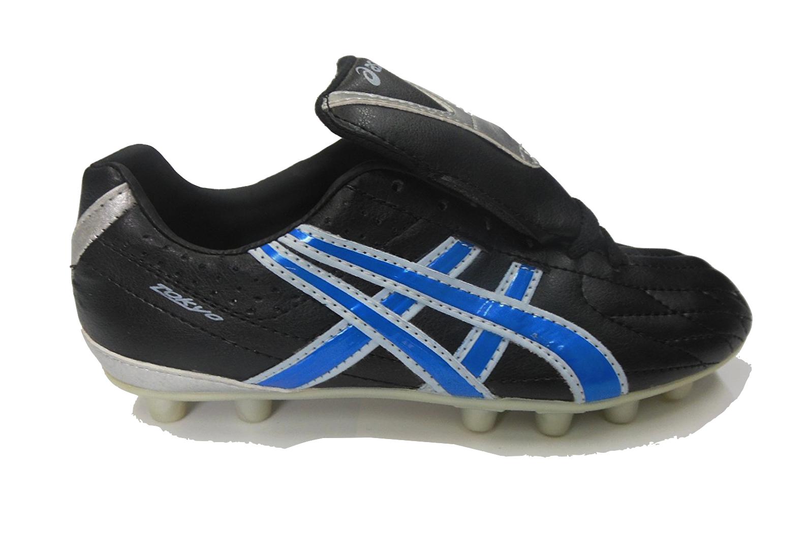 7edc6ed3a44 Asics Tokyo CS Schuhe da Calcio Nera Football Soccer Soccer Soccer Scarpa  Tacchetti Fissi e23026