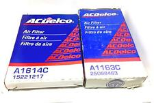 NEW ACDelco A1614C 15221217 Air Filter