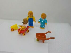 McDonald-039-s-Bernstein-Bears-Toys-Happy-Meal-1986