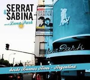 CD-DVD-Set-En-el-Luna-Park-Joan-Manuel-Serrat-amp-Joaquin-Sabina-Sealed-New