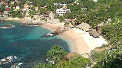 lote de terreno en venta en playa estacahuite (agus)