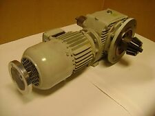 Muller Martini Amigo Plus Perfect Binder Table Drive Motor With Gear Reducer