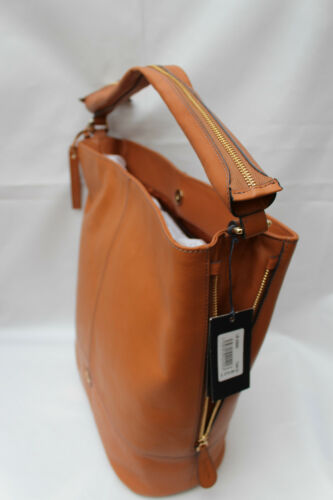 Paul Bag Rrp Costelloe Celebrity Tan Genuine Tote Shoulder Leather Shopper £275 PO0wnkN8X