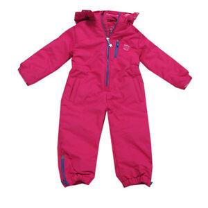 Kanz Skianzug Schneeanzug Overall Wasserdicht Mädchen Pink Gr8092