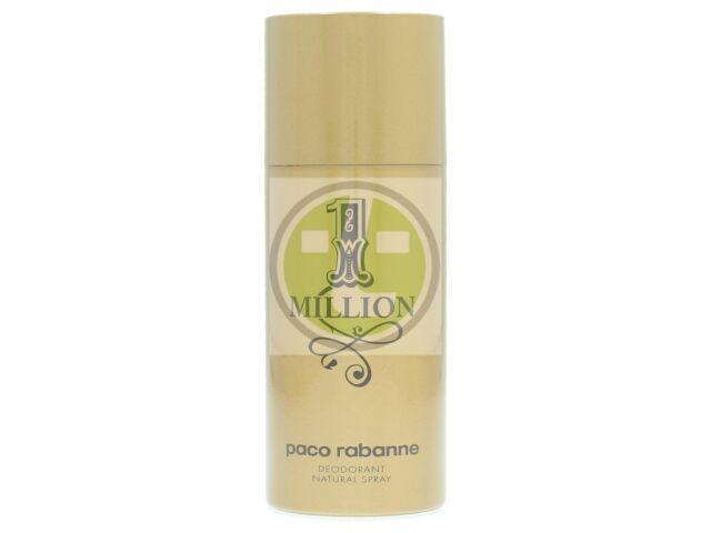 Paco Rabanne 1 Million Deo Spray 150ml MEN Deodorant