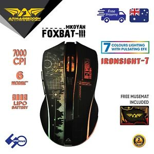 Armaggeddon-FOXBAT-III-Wireless-Gaming-OpticalMouse-with-Multi-Color-Light