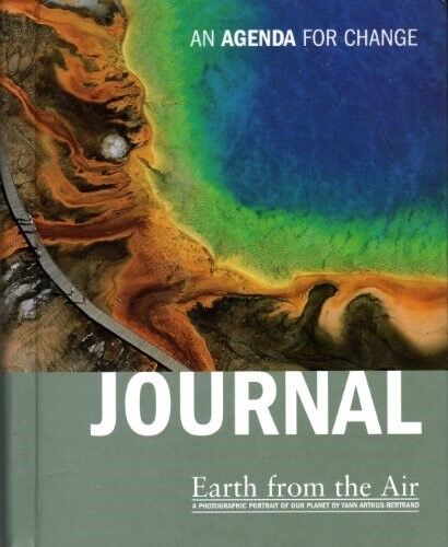 Earth from the Air Journal, Bridge, Janet, New Book