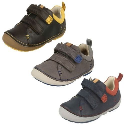 Boys Clarks Leather Casual First Shoes