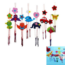 DIY Style Campanula Wind Chime Kids Manual Arts & Crafts Toys for Children FR