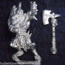 2001 Chaos Bloodletter 5 Lesser Daemon Citadel Demon Khorne Warhammer Army Devil