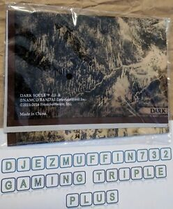 DARK SOULS III 3 CLOTH MAP ONLY (COLLECTOR'S EDITION) NEW UNUSED   on