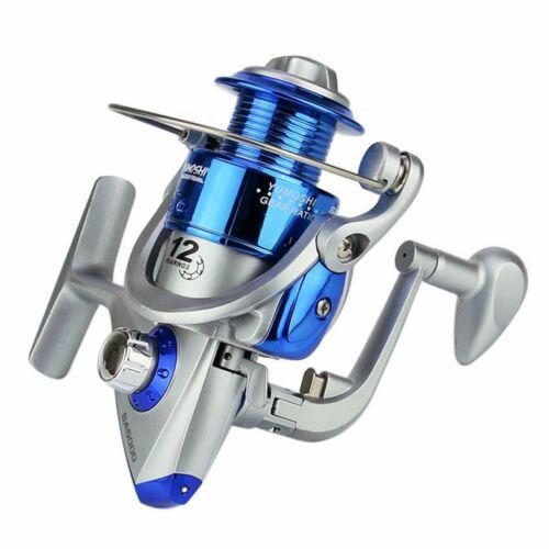 Ultraleichte Süßwasser-Angelrolle der Serie SA1000-7000 mit MetallkipphebelE0