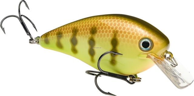 Strike King Crankbaits Squarebill HCKVDS4.0 MAGNUM Silent Fishing Lure 18 Colors