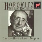 Horowitz: The Last Recording (CD, Apr-1990, Sony Classical)