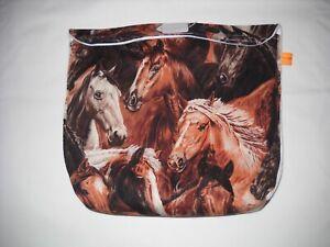 Breyer-classic-pony-pocket-pouch-custom-model-horse-fabric-transport