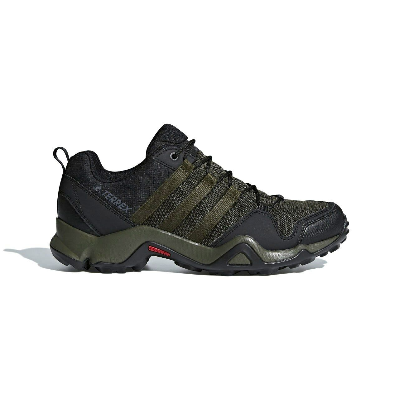 Adidas Men's Outdoor Terrex AX2R Night Cargo    Base Green shoes - AC8034  are doing discount activities
