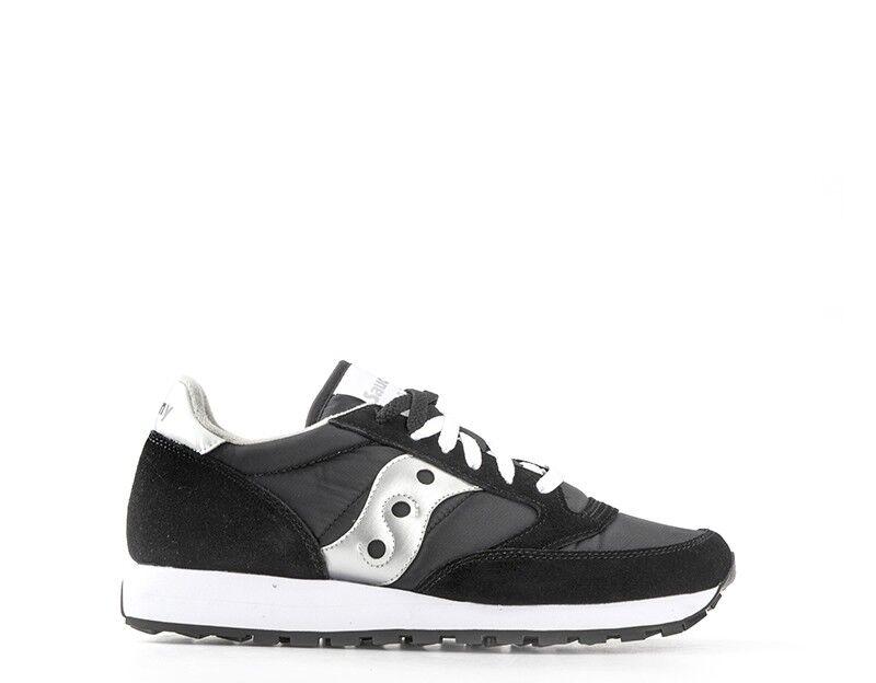 zapatos SAUCONY hombres zapatillas  negro Scamosciato,Tessuto S2044-1