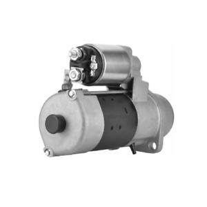 3-0KW-Anlasser-NEU-fuer-Multicar-M24-M25-Getriebeanlasser-M-24-M-25-Cunewalde-DDR