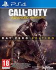 Call of Duty: Advanced Warfare -- Day Zero Edition (Sony PlayStation 4, 2014)