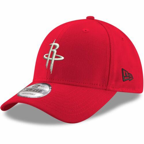 New Era 9Forty Cap NBA LEAGUE Houston Rockets rot