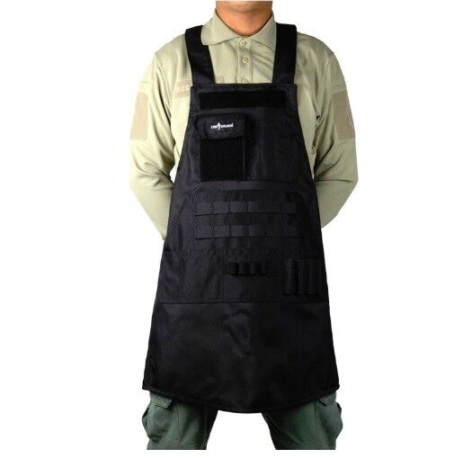 Tactical Apron For Hiking Camping Waterproof Aprons Outdoor Activities Accessory