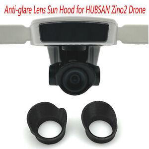 Mini-Anti-glare-Lens-Sun-Hood-Sunshade-Protective-Cover-pour-HUBSAN-Zino2-Drone