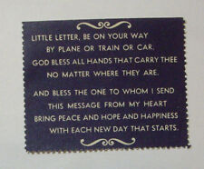Cinderella READ THIS INSPIRATIONAL (LETTER RIDE ALONG) by Catholic Uver  See Pic