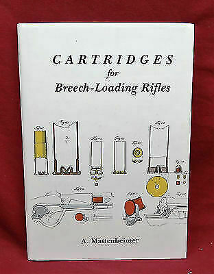 Cartridges for Breech-Loading Rifles with charts  FREE SHIPPING