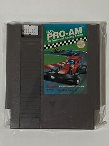 100-WORKING-NINTENDO-NES-CLASSIC-Game-Cartridge-SUPER-FUN-R-C-PRO-AM