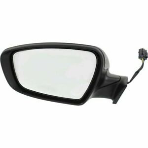 FIT FOR 2010 FORTE COUPE MIRROR POWER HEATED W//SIGNAL LAMP RIGHT PASSENGER