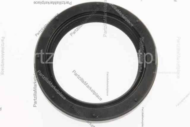 Oil and Grease Seal TC17.46x28.58x6.9 Rubber Covered Double Lip w//Garter Spring