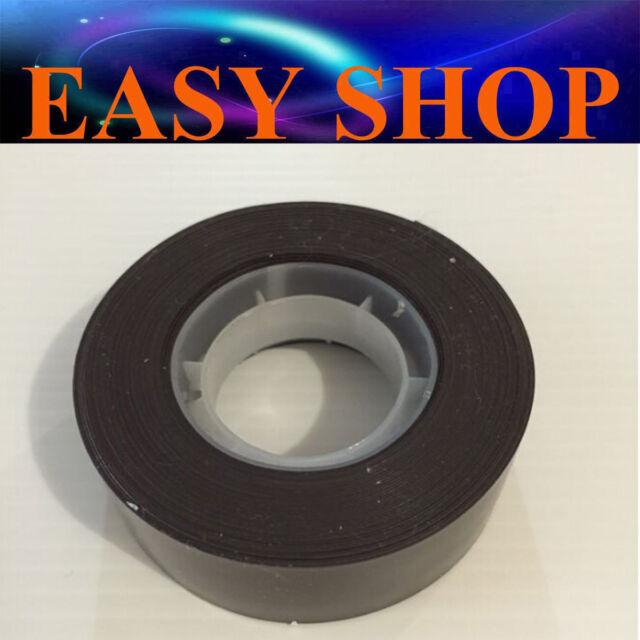5 Metre Magnet Tape Roll Strip Sheet Sticky Self Adhesive DIY Hand Craft Fridge