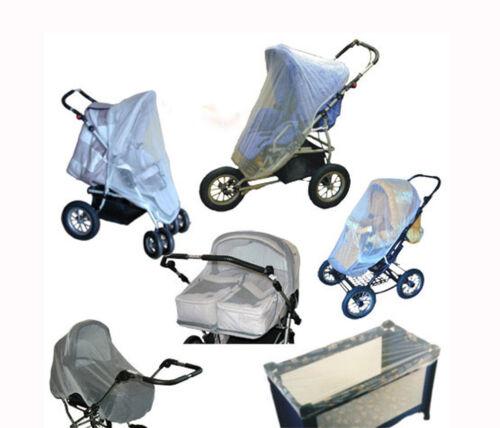 ASMi® Mückennetz Moskitonetz Universal 7 in 1 Kinderwagen Buggy Insektenschutz
