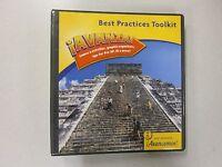 Avancemos 2 Dos Spanish Best Practices Toolkit Holt Avanaza 0618753265