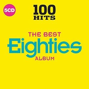 Various-Artists-100-Hits-The-Best-80s-Various-New-CD-Boxed-Set