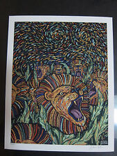 Strength 2013 James Eads Limited Edition Giclee Art Print Signed Tarot