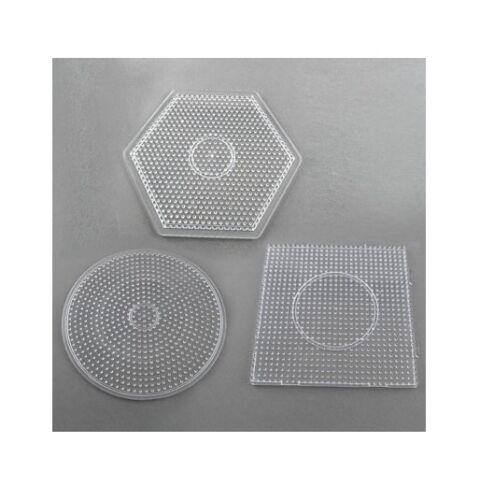 FUSIBILE schede di perline-Adatto per 5mm Hama e Perler Beads-UK Venditore