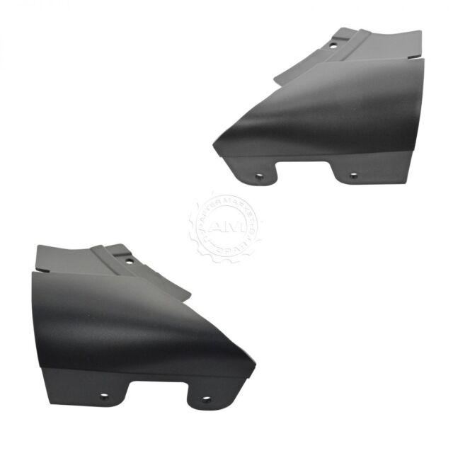 For BMW E65 E66 745i Front Passenger Right Deflector Lip for Undercar Shield