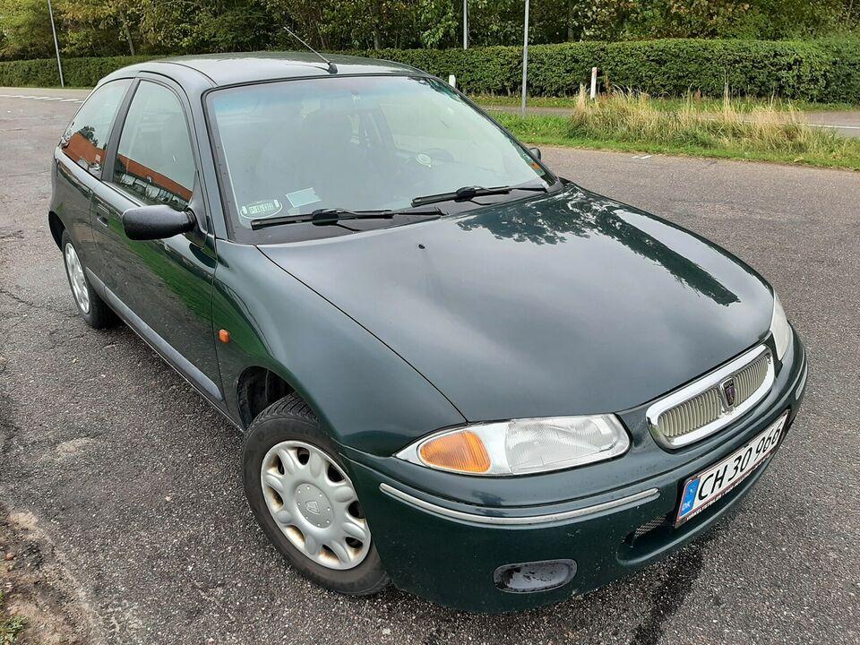 Rover 200, 1,4 Si, Benzin